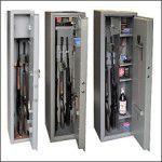 Металлические шкафы и сейфы для оружия